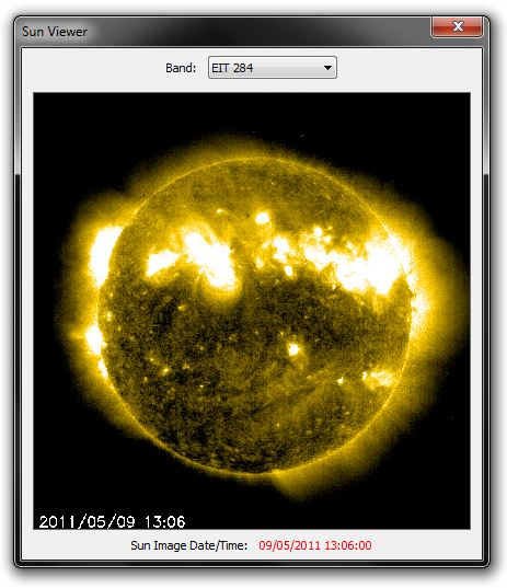 Sun View - Latest solar activity