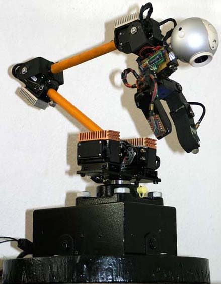Robotic Arm Hardware Ch Org I Ii Project